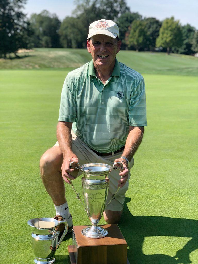 British Senior Amateur Championship